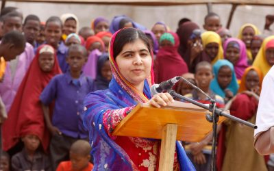 Malala Yousafzai spends 19th Birthday at world's largest refugee camp