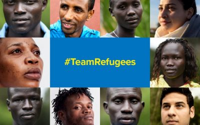 The Olympics – A Win for the World's Refugees