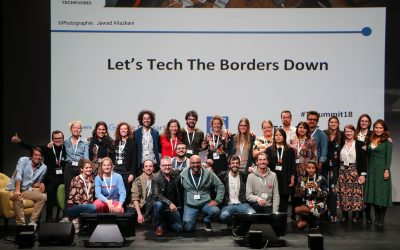 A Place for Refugees in the Technologic World