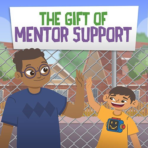 300 the gift of mentor support