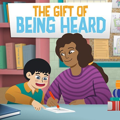 50 the gift of being heard